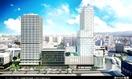 福井駅前のホテル棟は24年春開業に