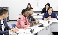 アジア技術者 原発学ぶ 9カ国11人 敦賀でセミナー