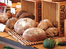 やさしい味のするパン屋さん