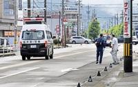 福井ひき逃げ女性死亡、29歳男逮捕