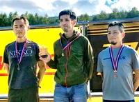 トレイルランニング 籠谷さん40代男子V 100マイル走破、総合8位