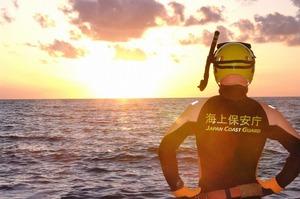【敦賀海保日誌】海猿こと潜水士は海上保安官のごくわずか