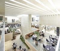 日華化学の研究拠点施設 NIC国際建築賞入賞 環境優しいデザイン評価