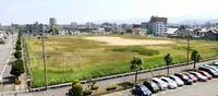 福井市旧グラウンド落札11.5億円